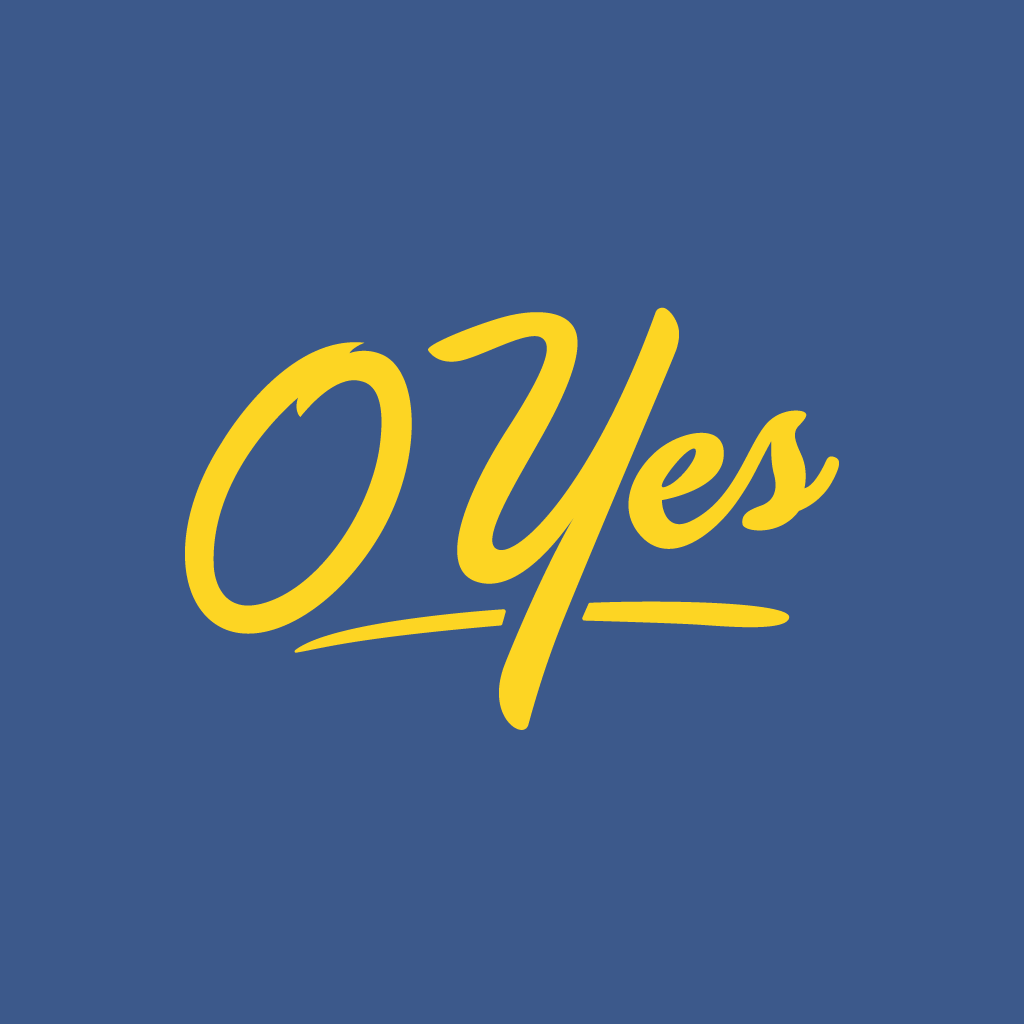 O Yes Fish and Chips Online Takeaway Menu Logo
