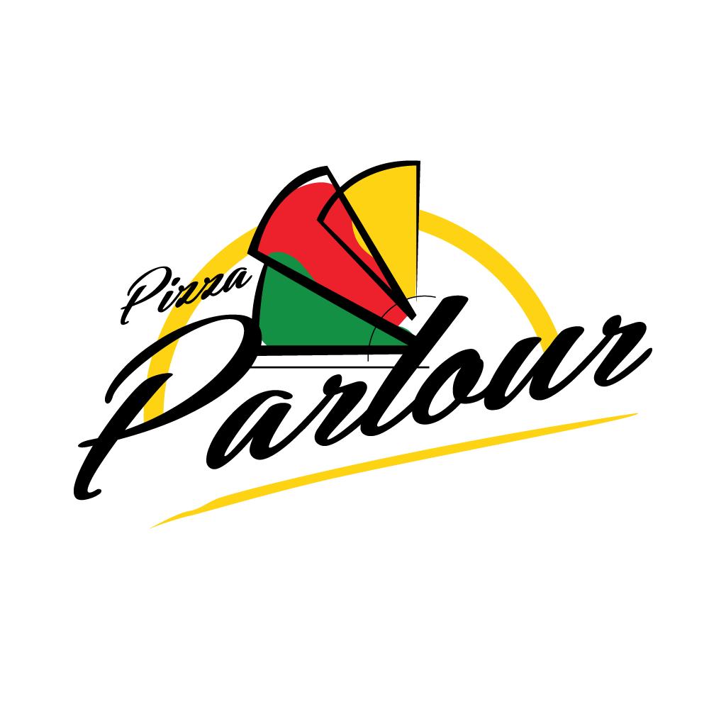 Pizza Parlour Online Takeaway Menu Logo