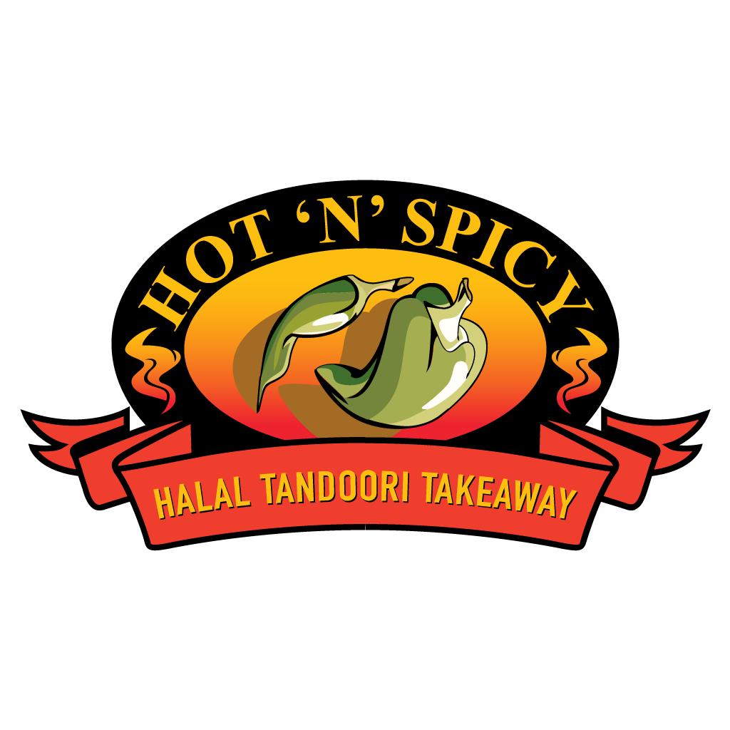 Hot N Spicy  Online Takeaway Menu Logo