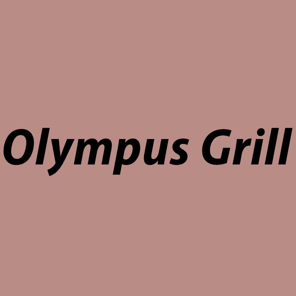 Olympus Grill Online Takeaway Menu Logo