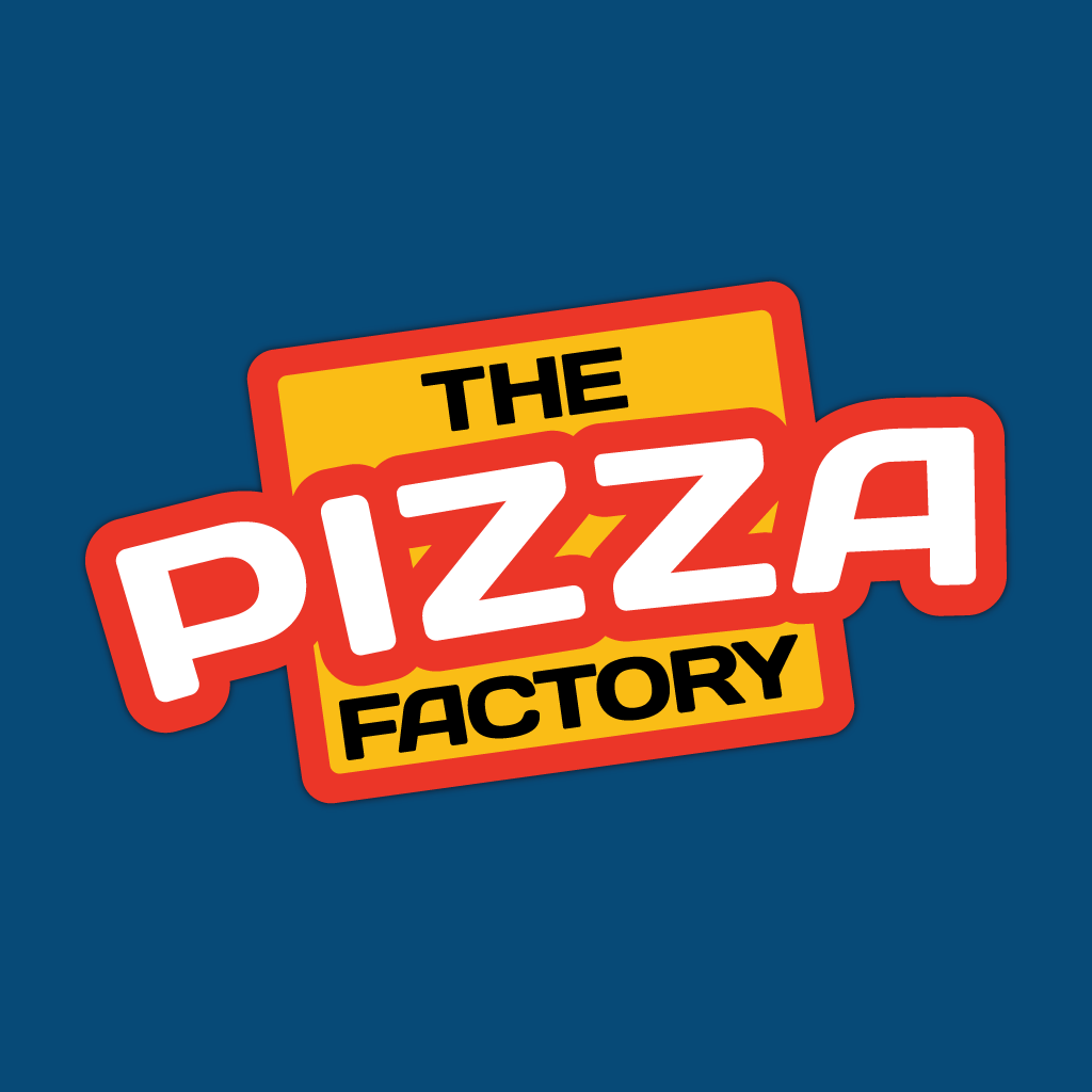 The Pizza Factory  Online Takeaway Menu Logo
