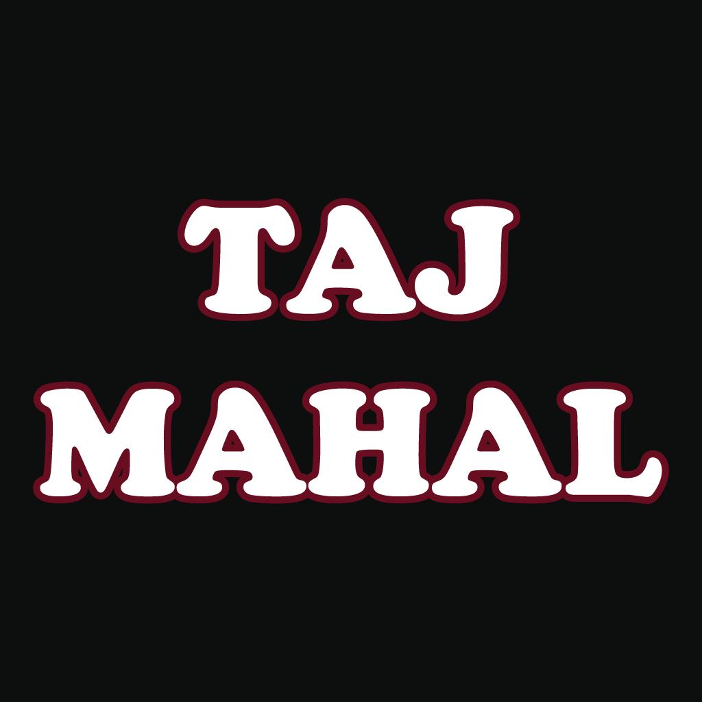 Taj Mahal  Online Takeaway Menu Logo