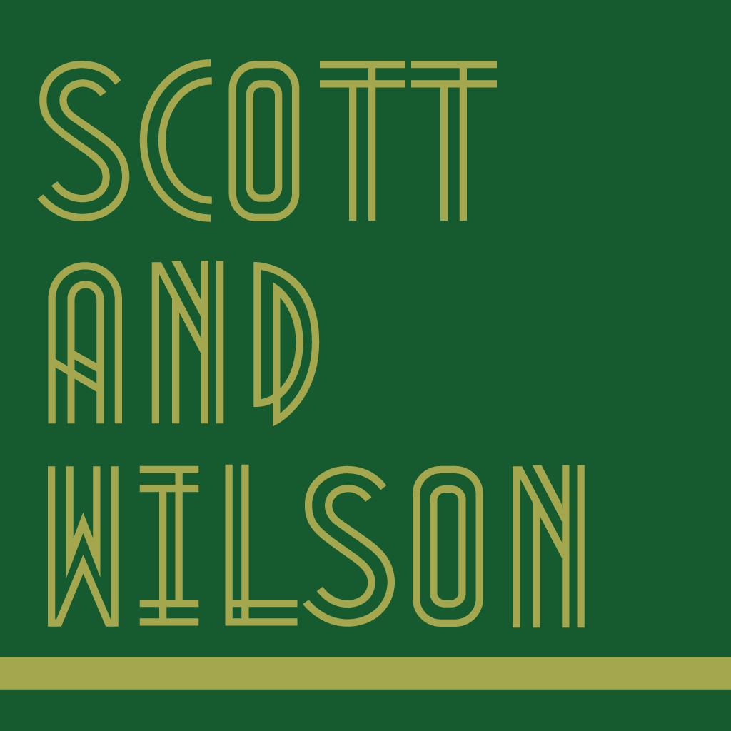 Scott & Wilson Online Takeaway Menu Logo
