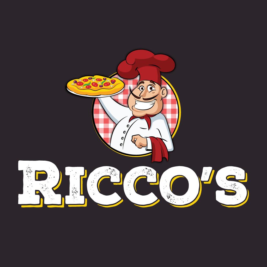 Riccos Online Takeaway Menu Logo