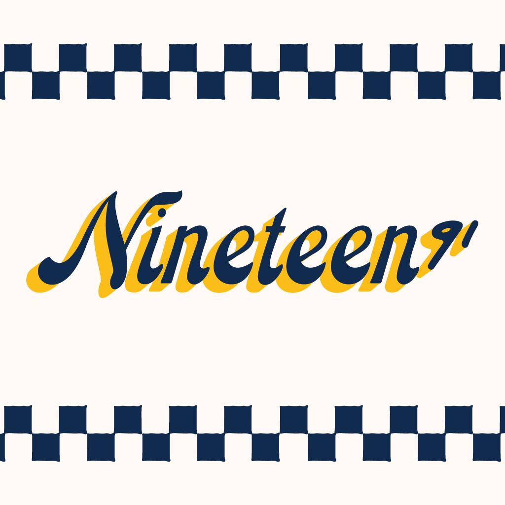 Nineteen91 Online Takeaway Menu Logo