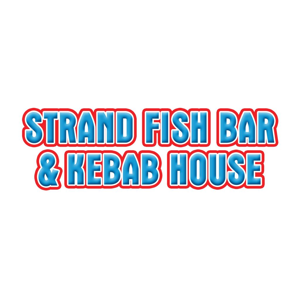 The Strand  Online Takeaway Menu Logo