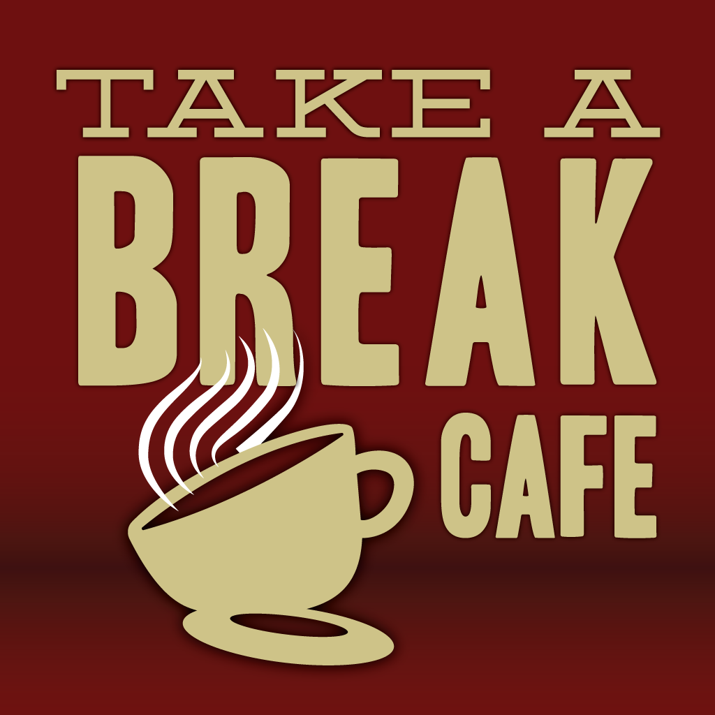 Take A Break Cafe Online Takeaway Menu Logo