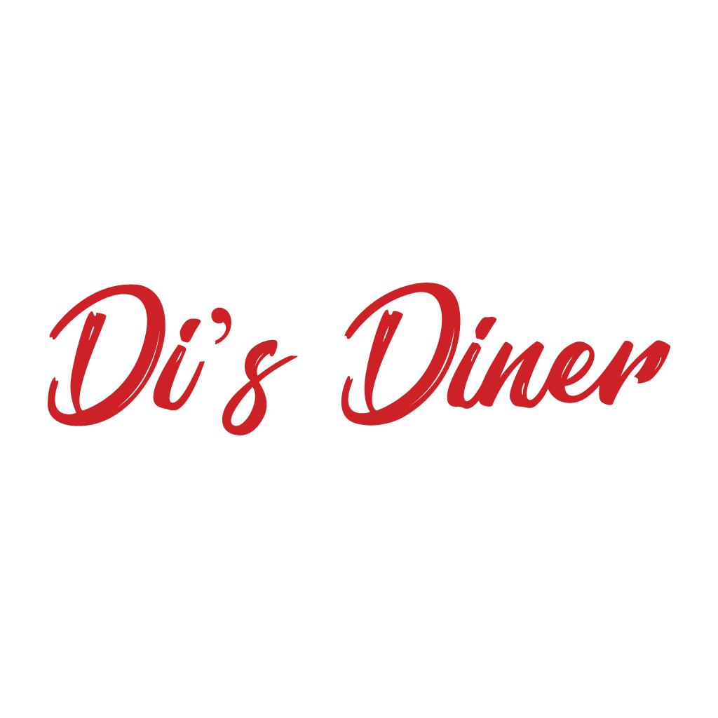 Di's Diner  Online Takeaway Menu Logo