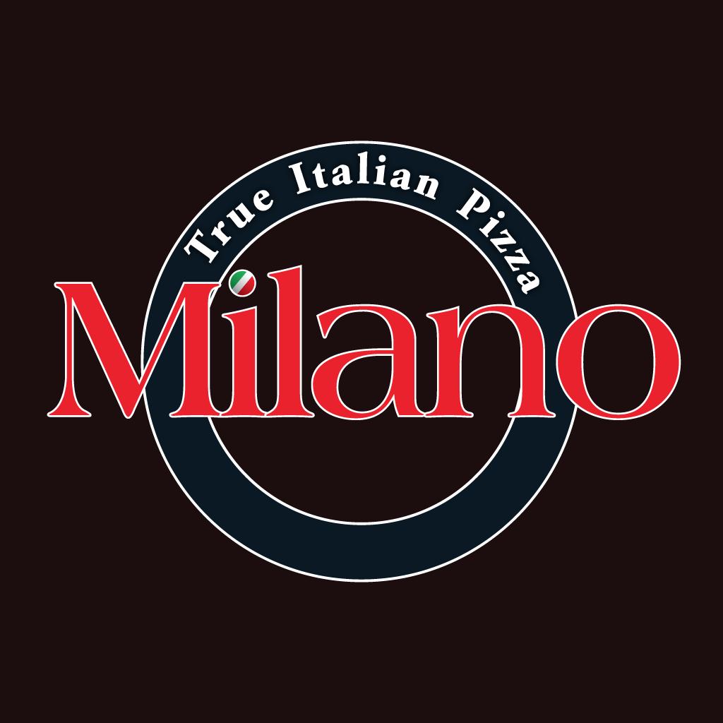 Milano Pizzeria Online Takeaway Menu Logo