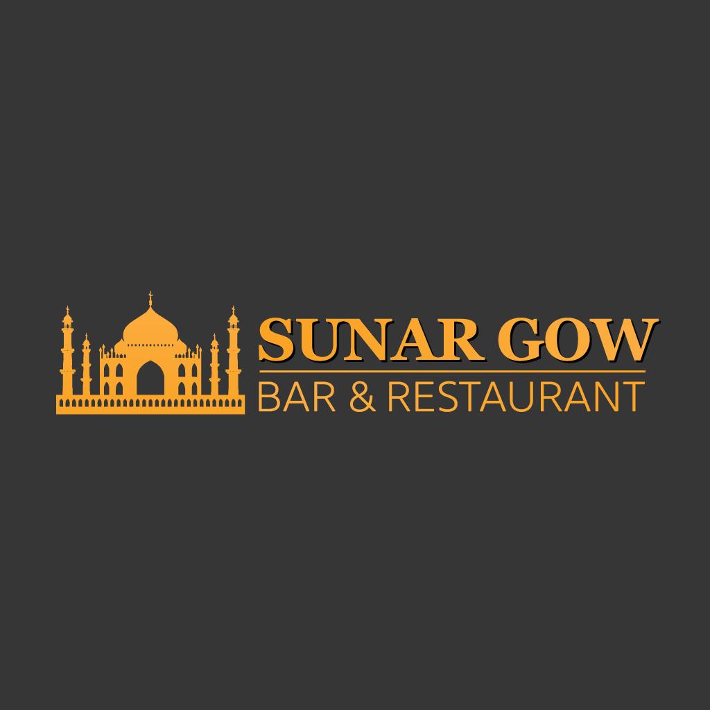 Sunar Gow  Online Takeaway Menu Logo