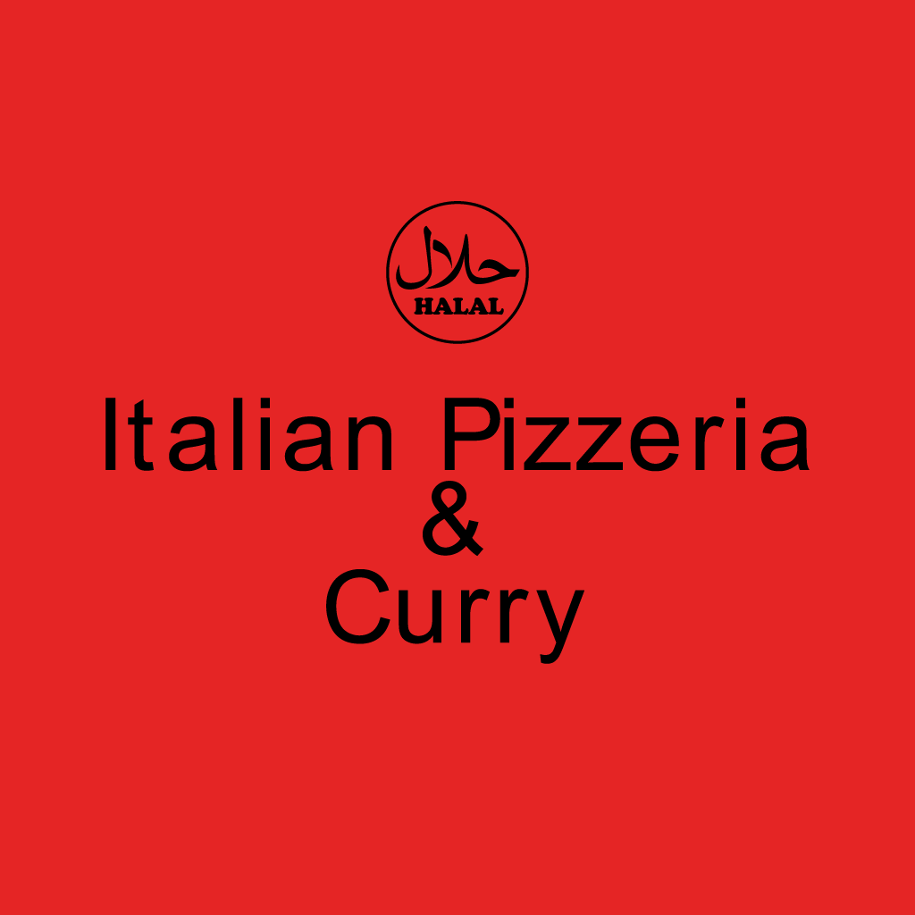 Italian Pizzeria & Curry  Online Takeaway Menu Logo