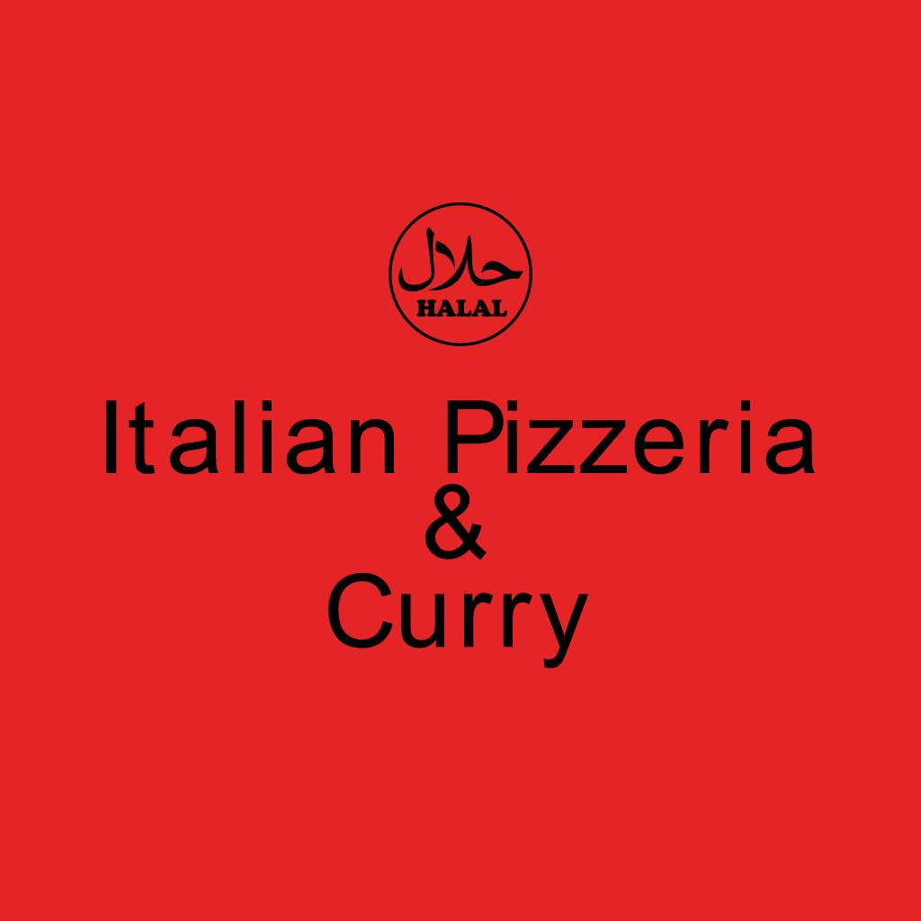 Italian Pizzeria & Curry  Online Takeaway Menu Logo
