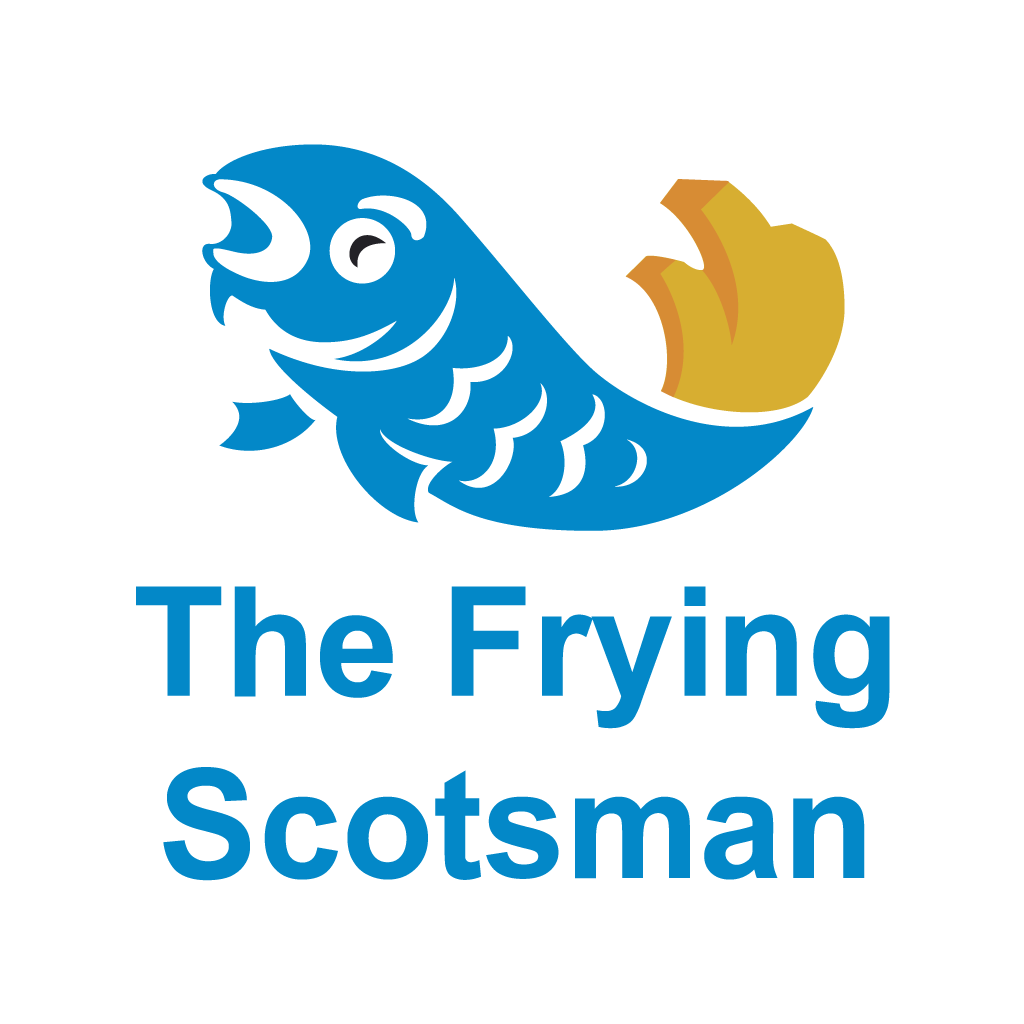 The Frying Scotsman Online Takeaway Menu Logo