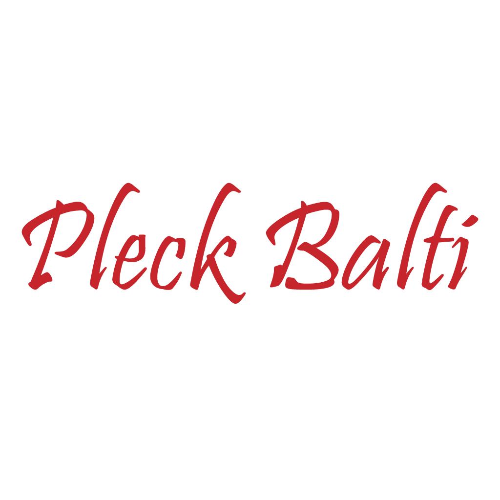 Pleck Balti  Online Takeaway Menu Logo