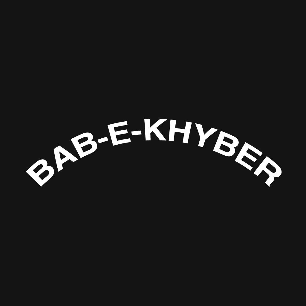 BAB-E-KHYBER Online Takeaway Menu Logo