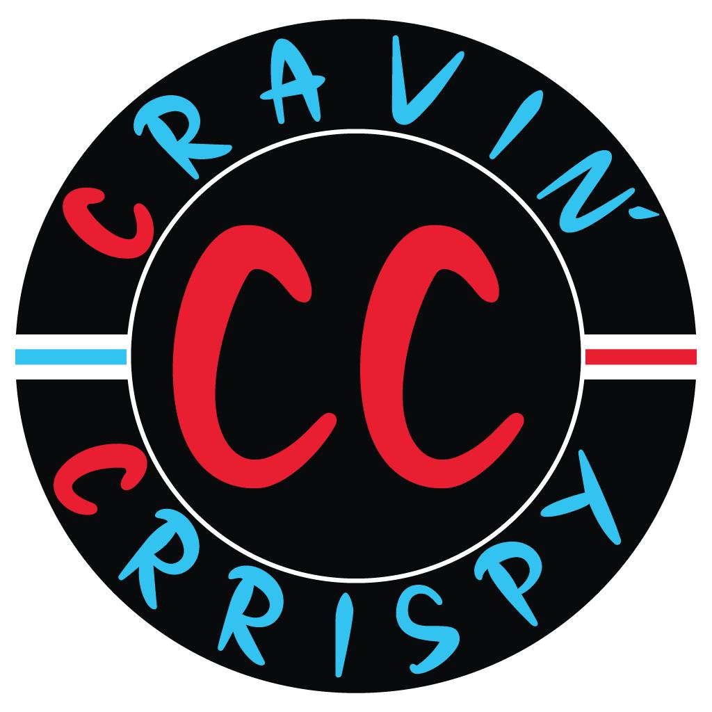 Cravin Crrispy Online Takeaway Menu Logo