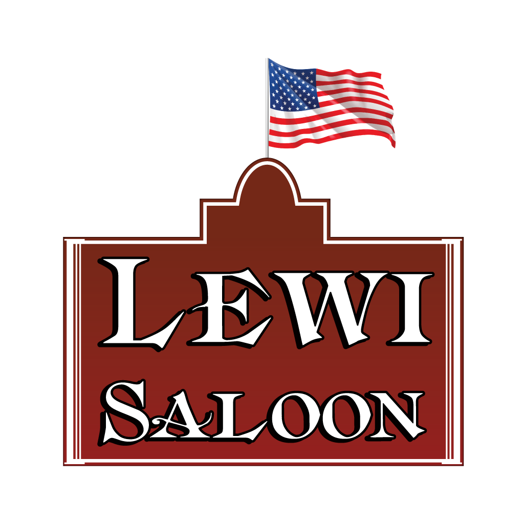 Lewi Saloon  Online Takeaway Menu Logo
