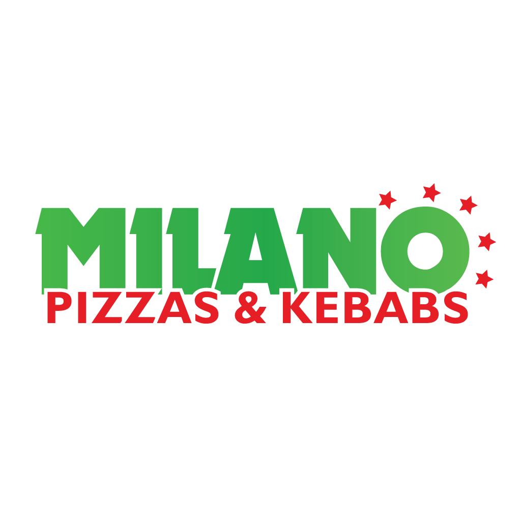 Milano Pizza & Kebab Online Takeaway Menu Logo