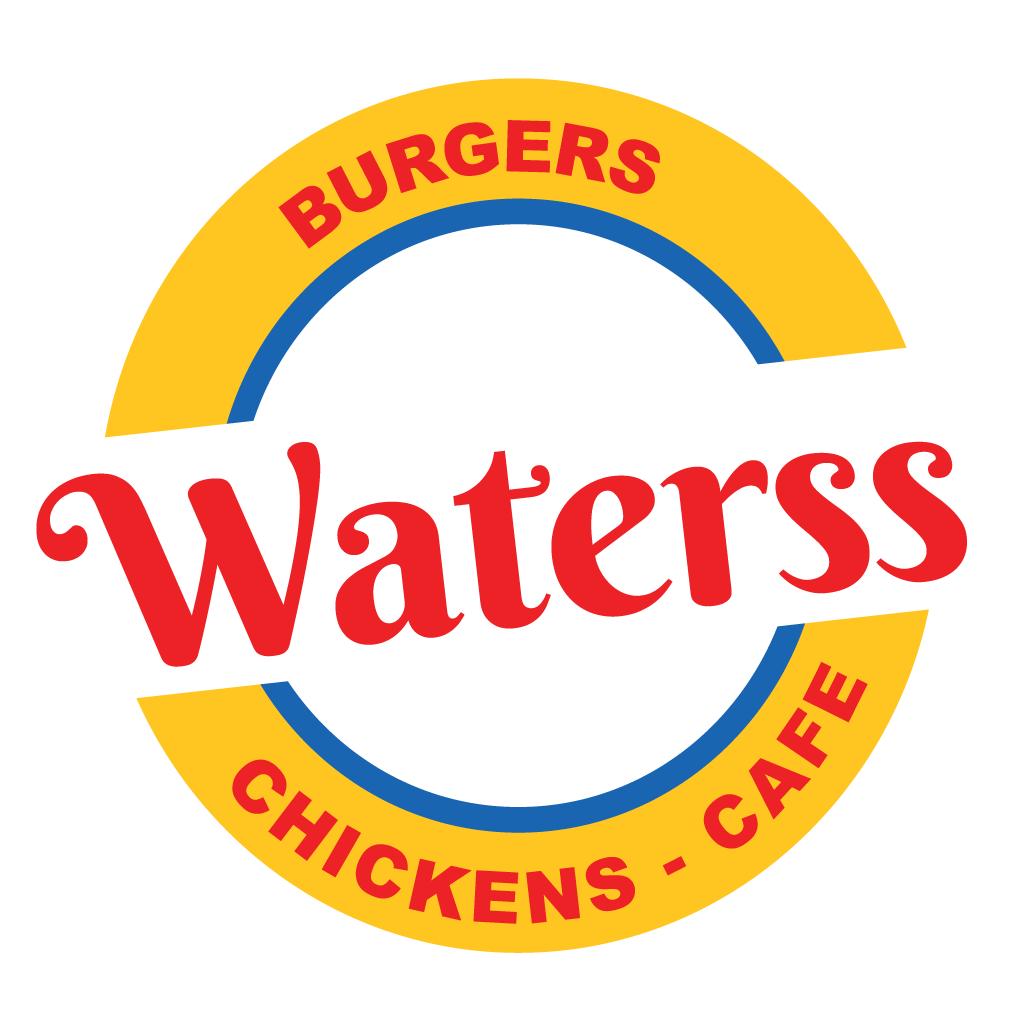Waterss  Online Takeaway Menu Logo