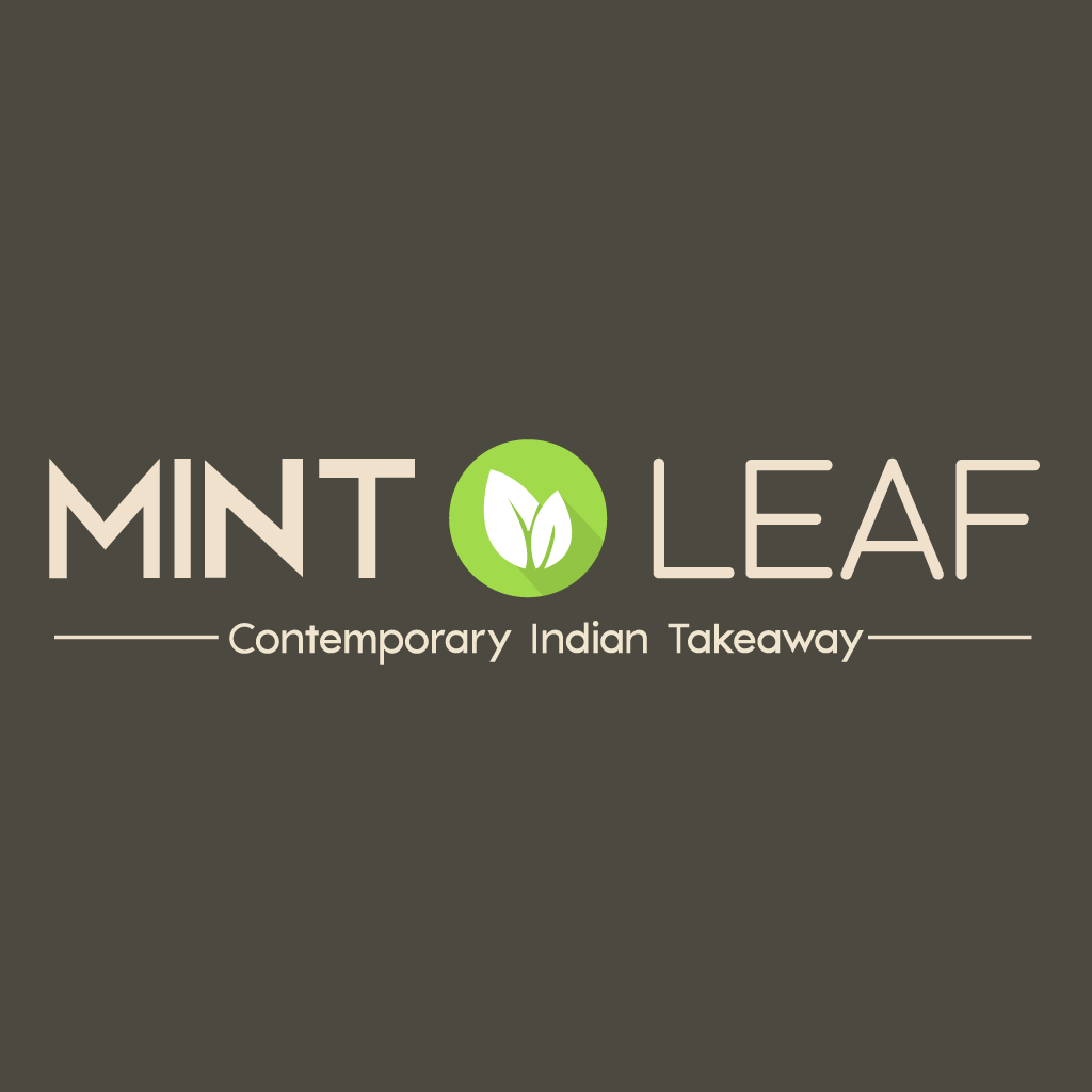 Mint Leaf  Online Takeaway Menu Logo