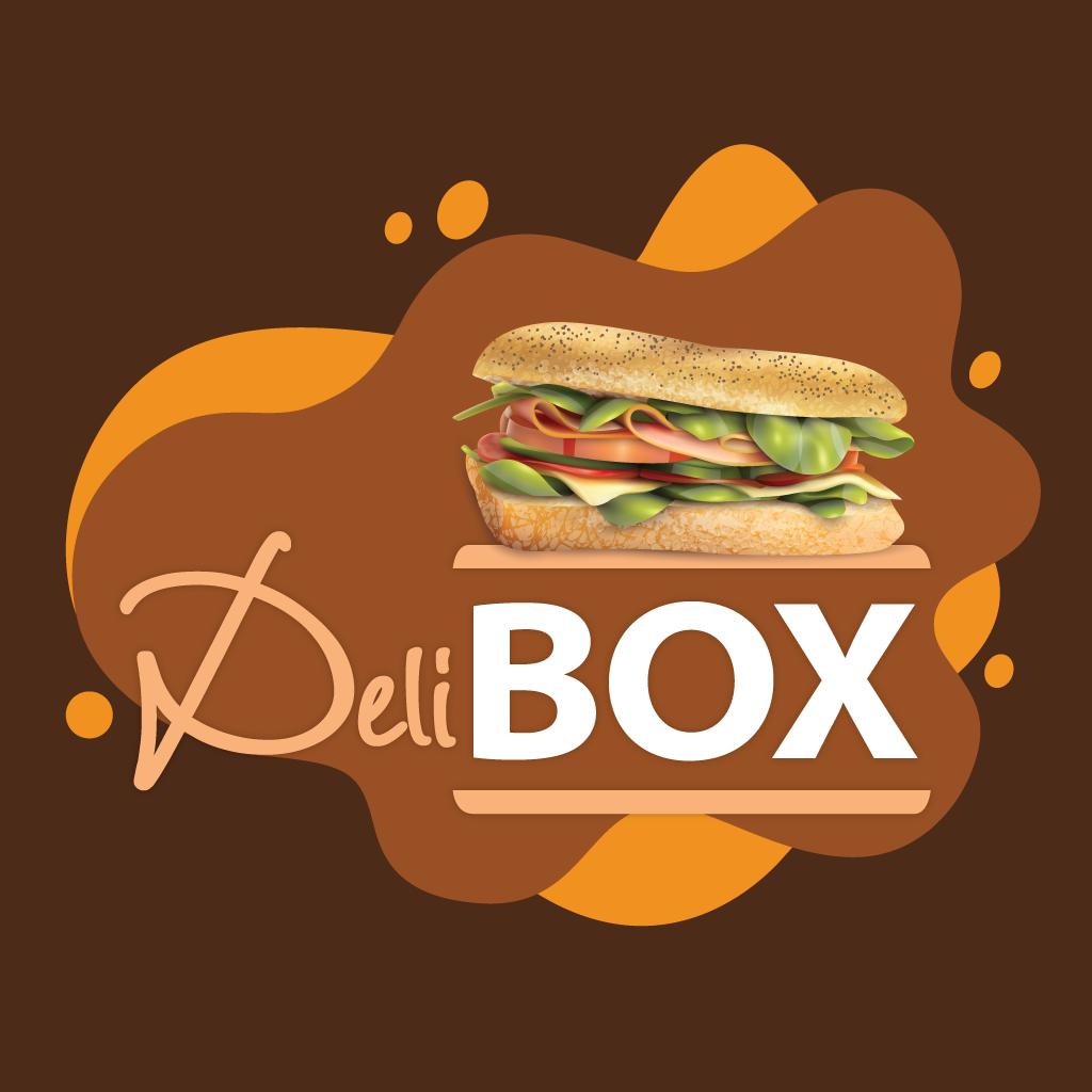 Deli Box Online Takeaway Menu Logo