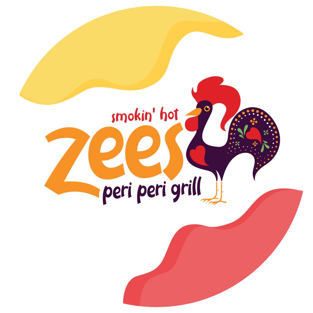 Zee's Peri Peri Grill Online Takeaway Menu Logo