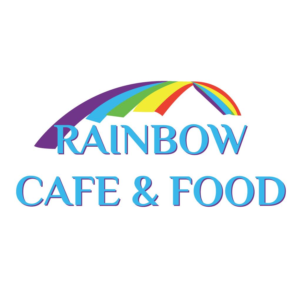 Rainbow Italian Food Online Takeaway Menu Logo