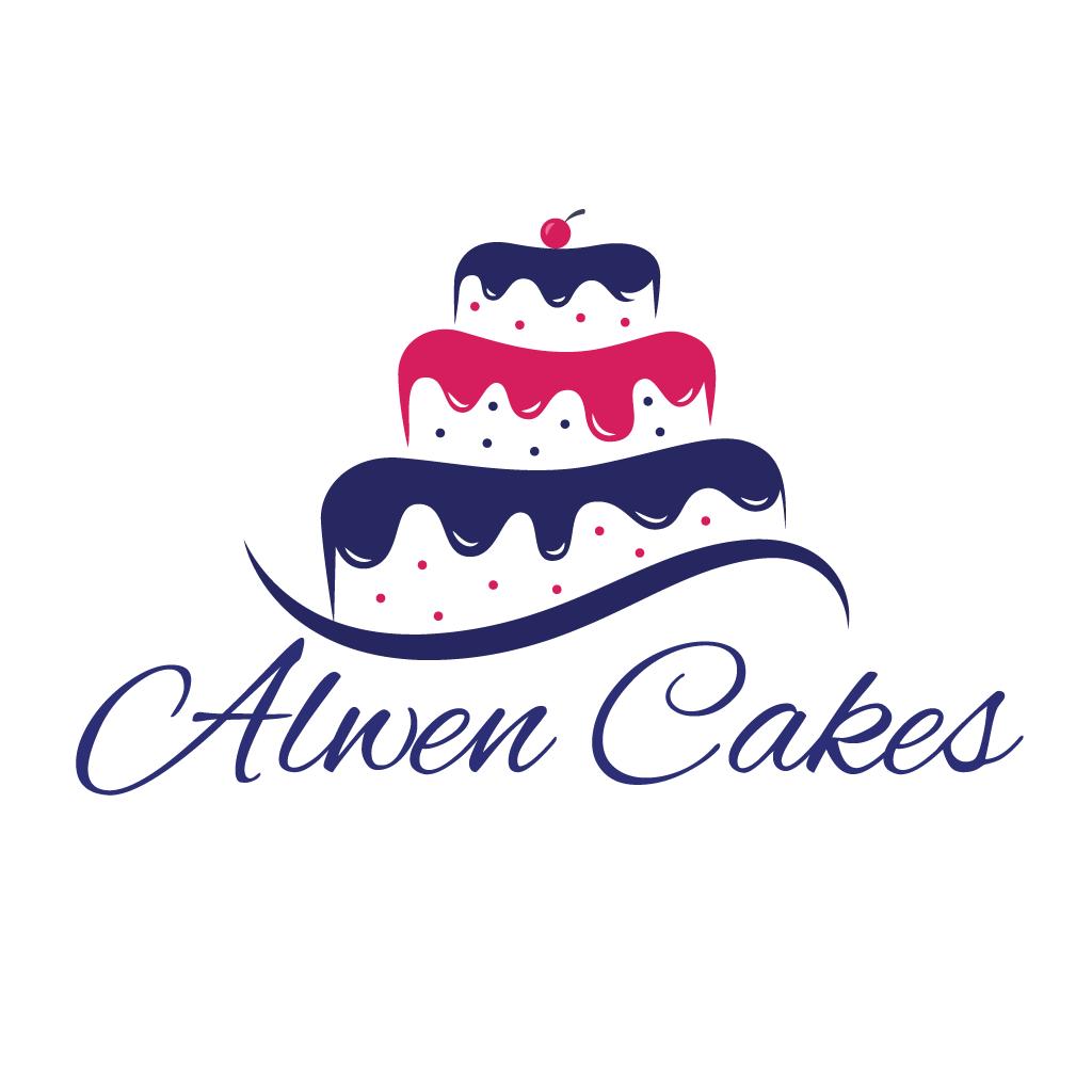 Alwen Cakes Online Takeaway Menu Logo