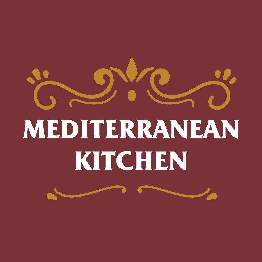 Mediterranean Kitchen  Online Takeaway Menu Logo