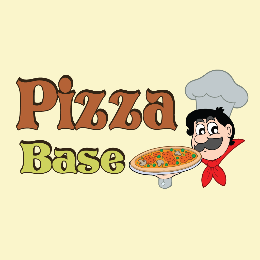 Pizza Base  Online Takeaway Menu Logo