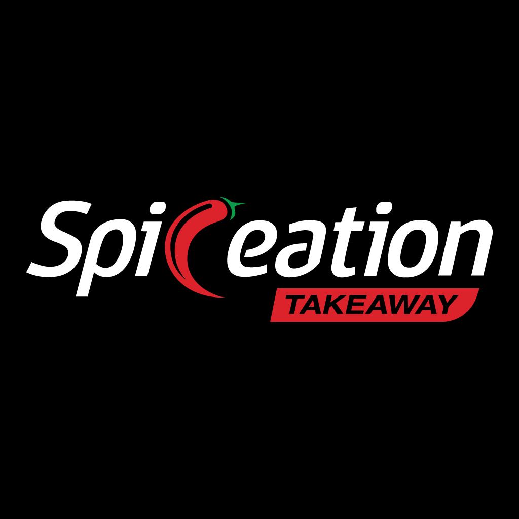 Spiceation Online Takeaway Menu Logo