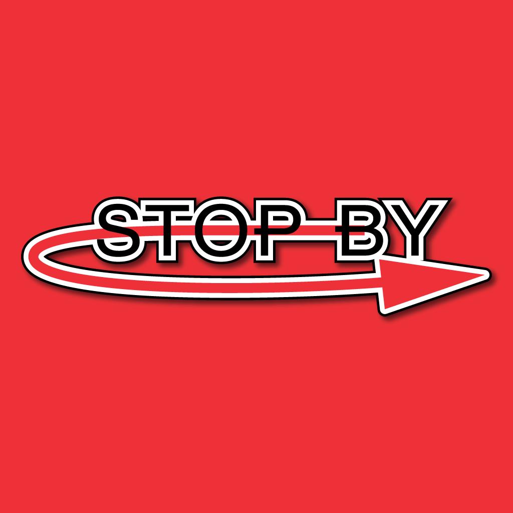 Stop By Online Takeaway Menu Logo