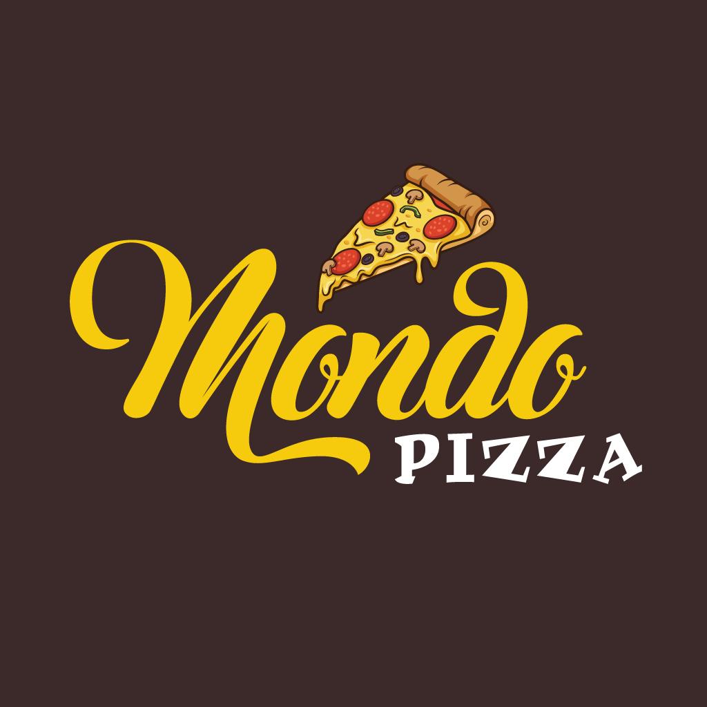Mondo Pizza  Online Takeaway Menu Logo