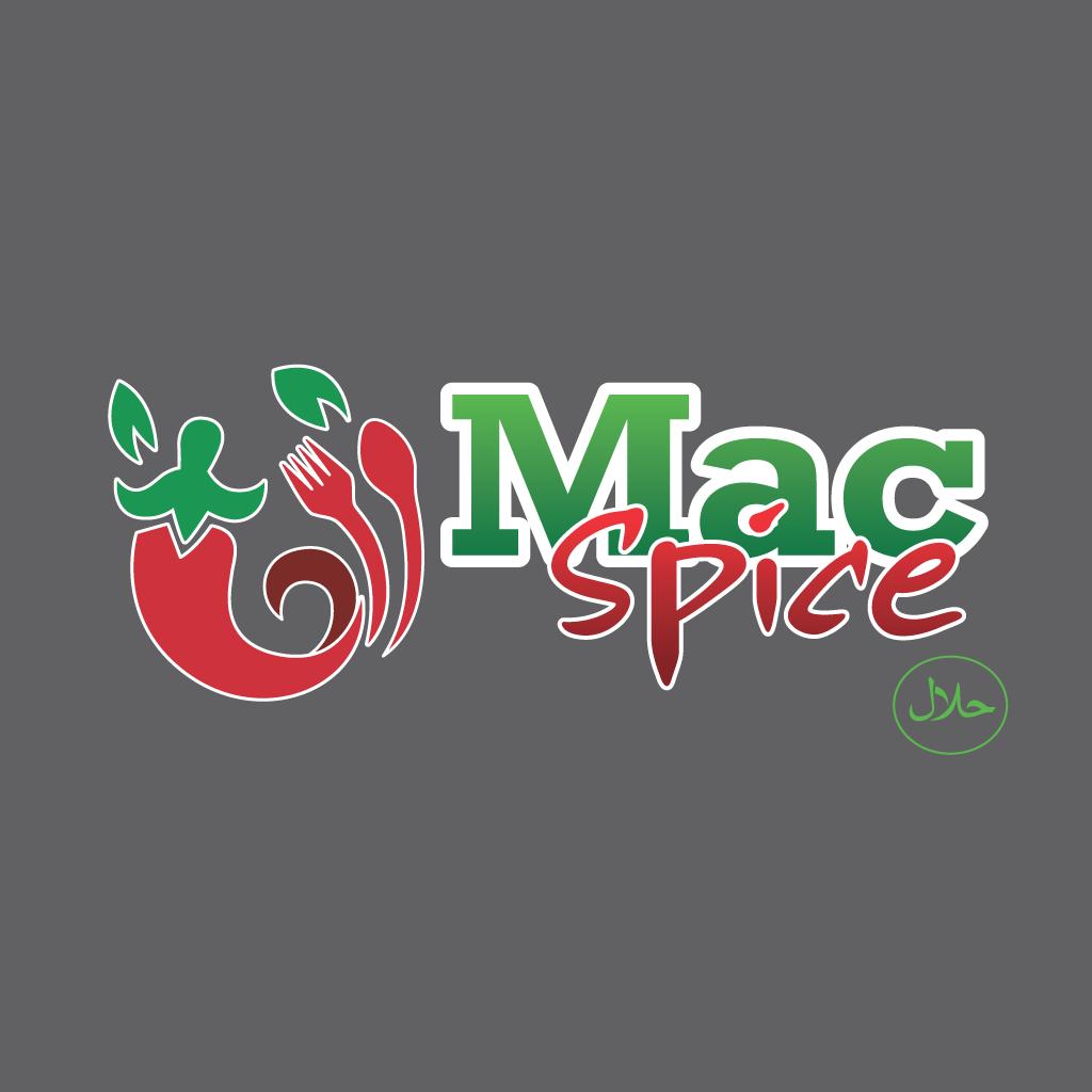 Mac Spice Online Takeaway Menu Logo