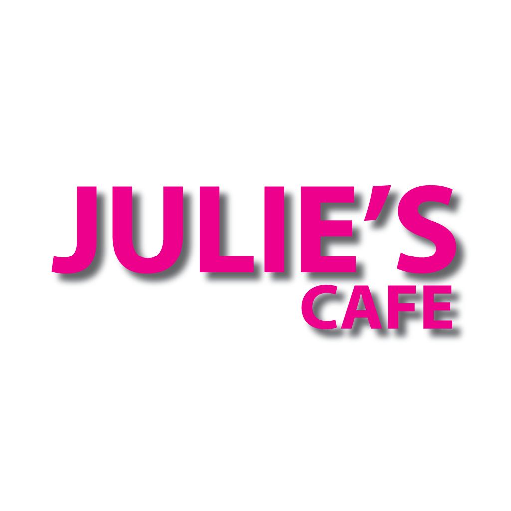 Julies Cafe Online Takeaway Menu Logo