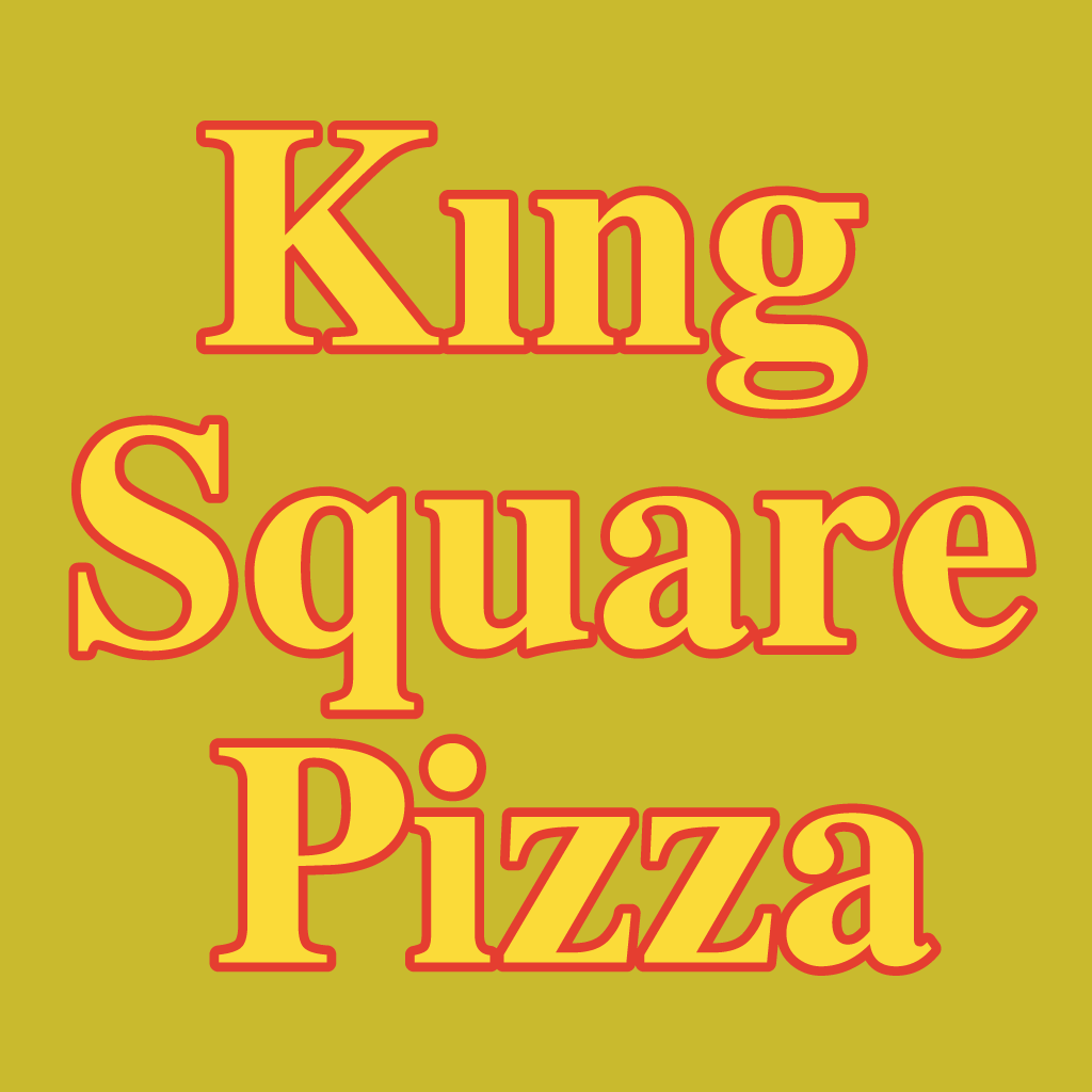 King Square Pizza Online Takeaway Menu Logo