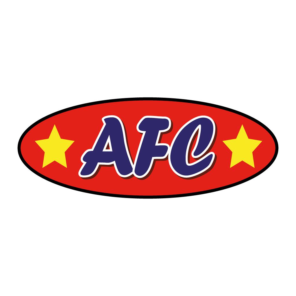 AFC Online Takeaway Menu Logo