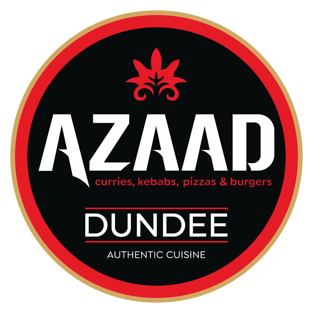 Azaad Online Takeaway Menu Logo