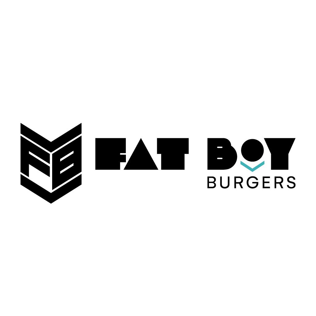 Fat Boy Burgers Online Takeaway Menu Logo