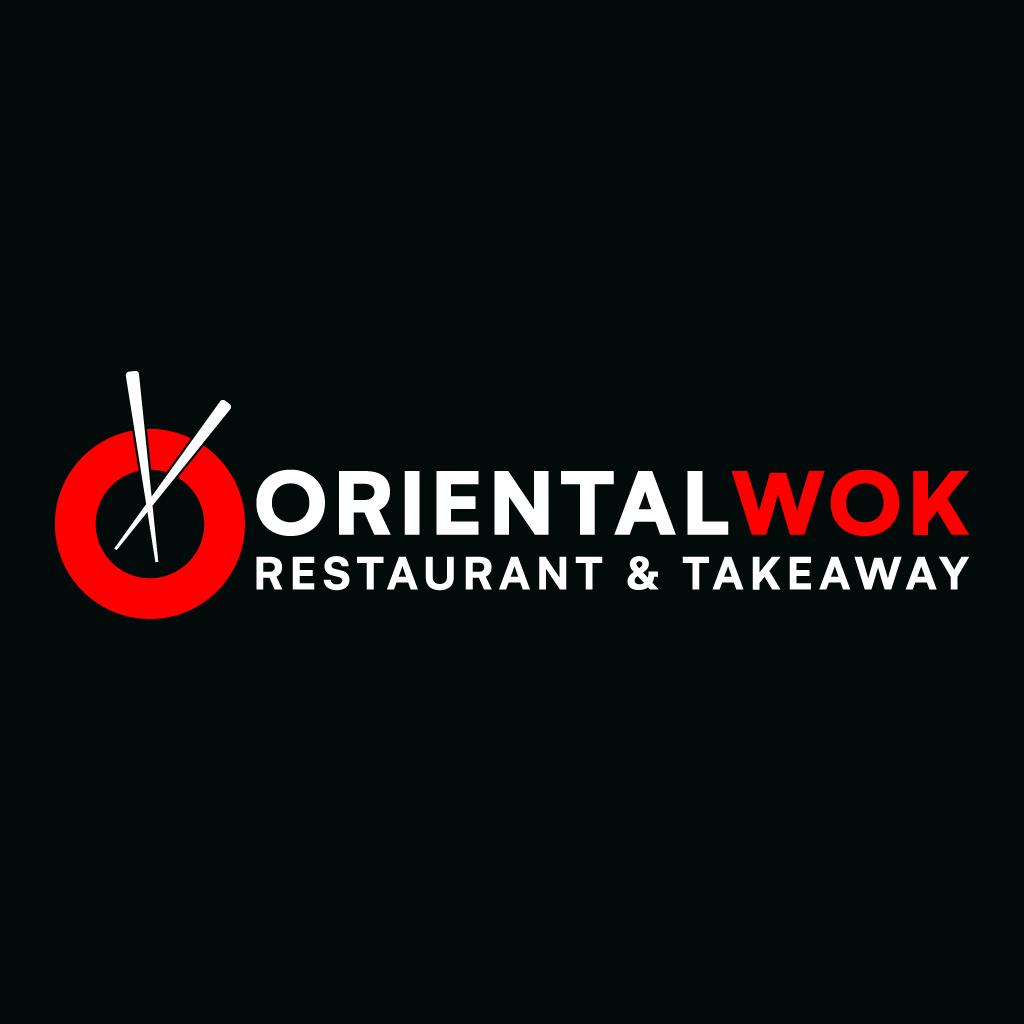 Oriental Wok Online Takeaway Menu Logo
