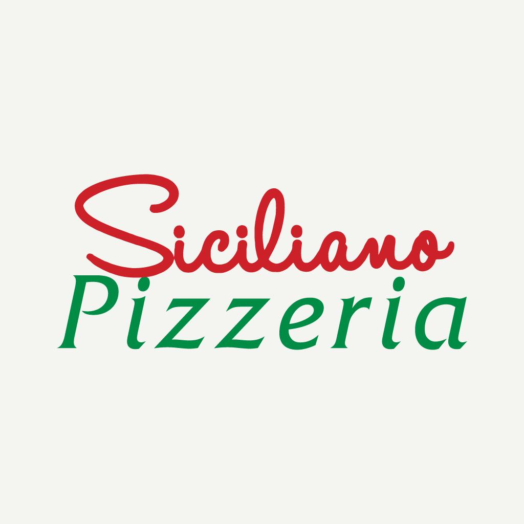 Siciliano Pizzeria Online Takeaway Menu Logo