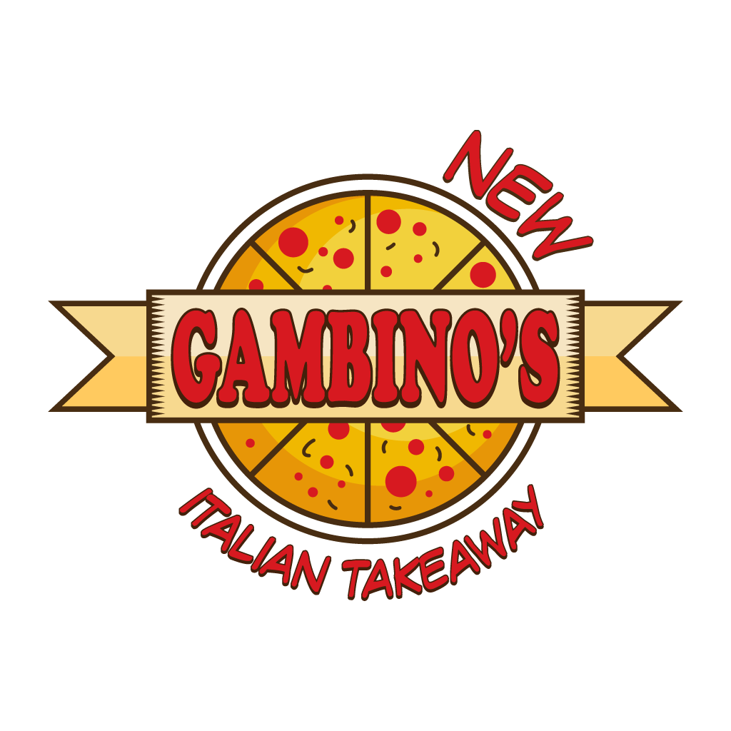 Gambino's Italian Takeaway Online Takeaway Menu Logo