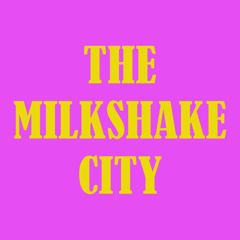 The Milkshake City Co Online Takeaway Menu Logo