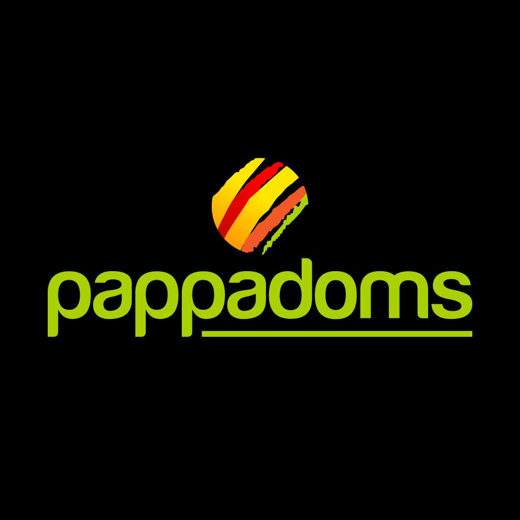 Pappadoms Online Takeaway Menu Logo
