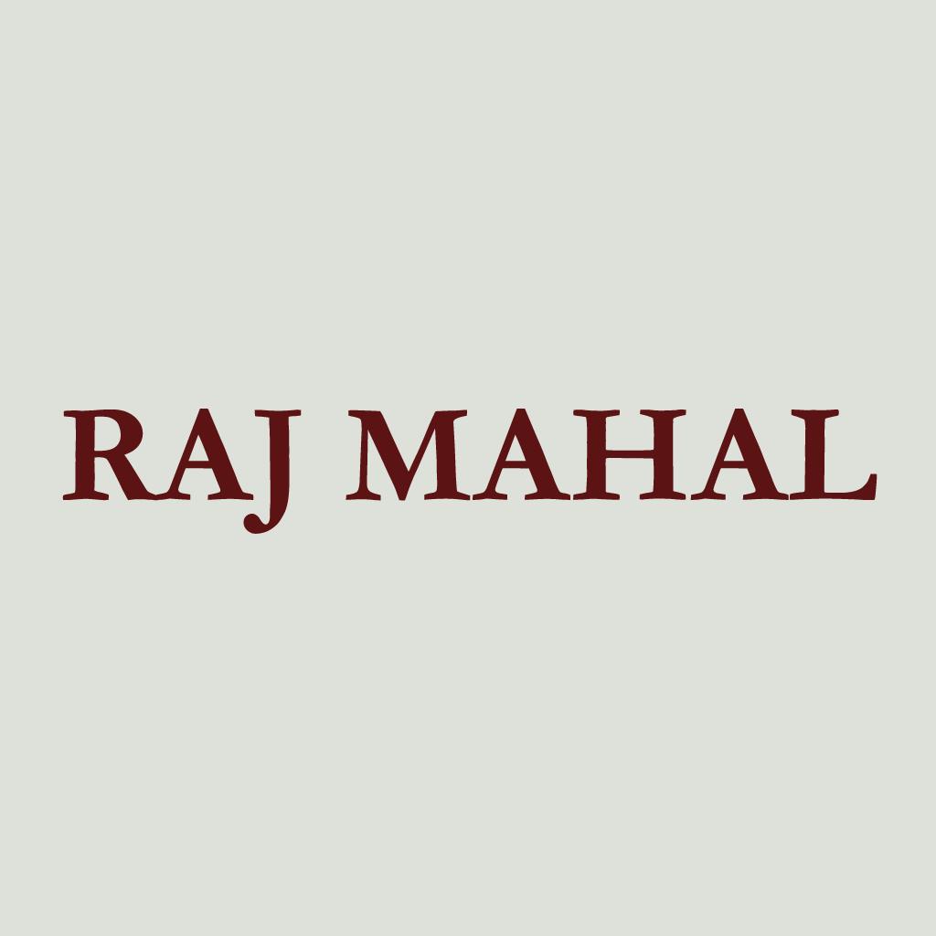 The Rajmahal Online Takeaway Menu Logo