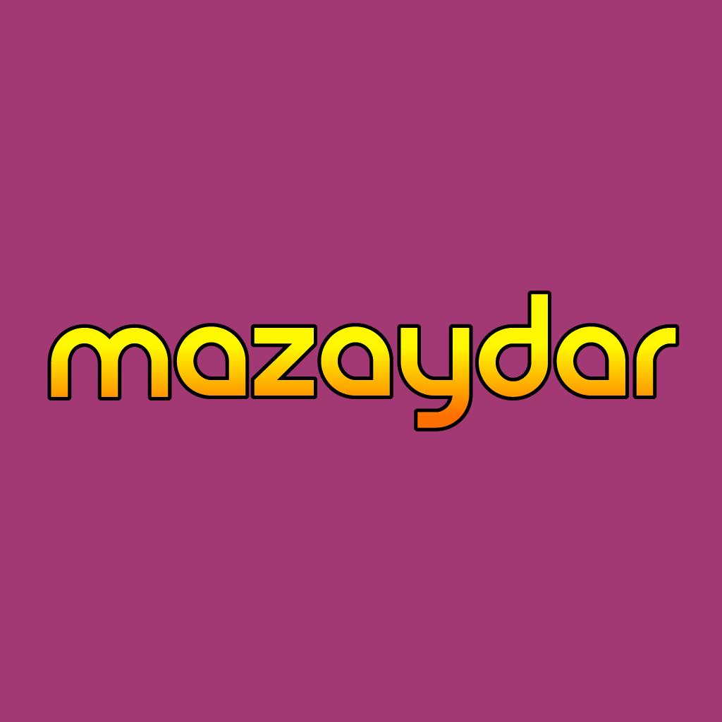 Mazaydar Online Takeaway Menu Logo