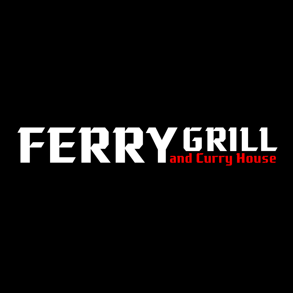 Ferry Grill & Curry House Online Takeaway Menu Logo