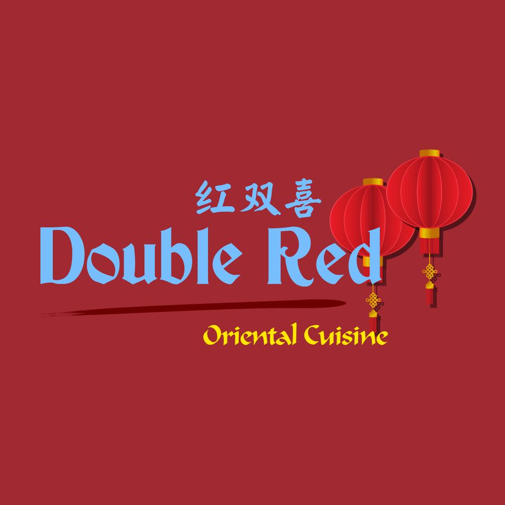 Double Red Online Takeaway Menu Logo
