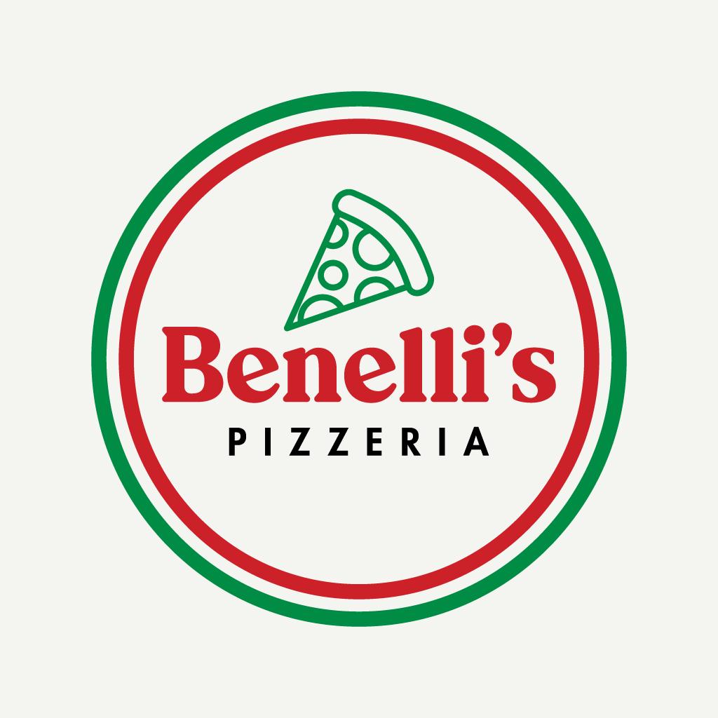 Benellis Online Takeaway Menu Logo