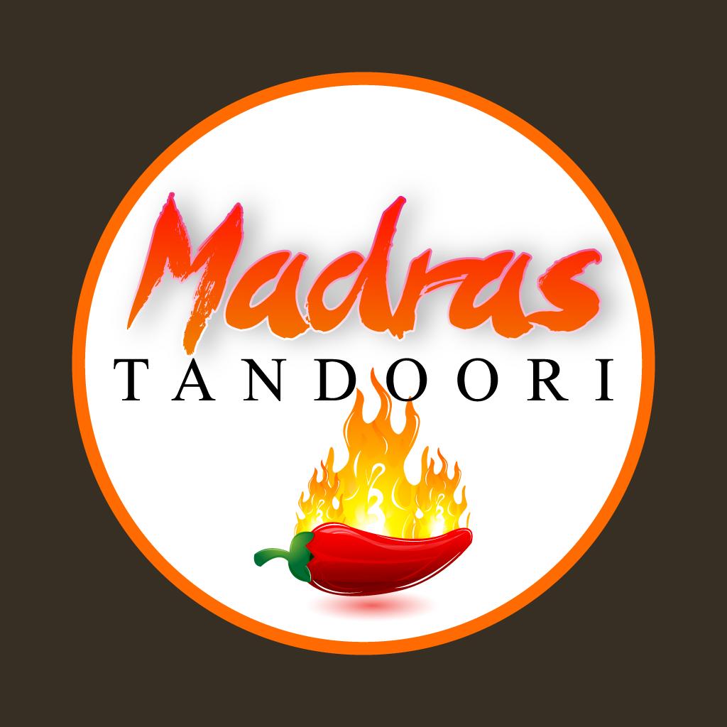 Madras Tandoori  Online Takeaway Menu Logo